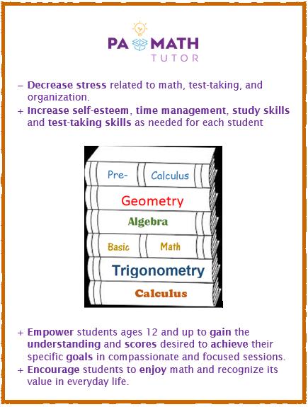 trigonometry tutor | PA Math Tutor